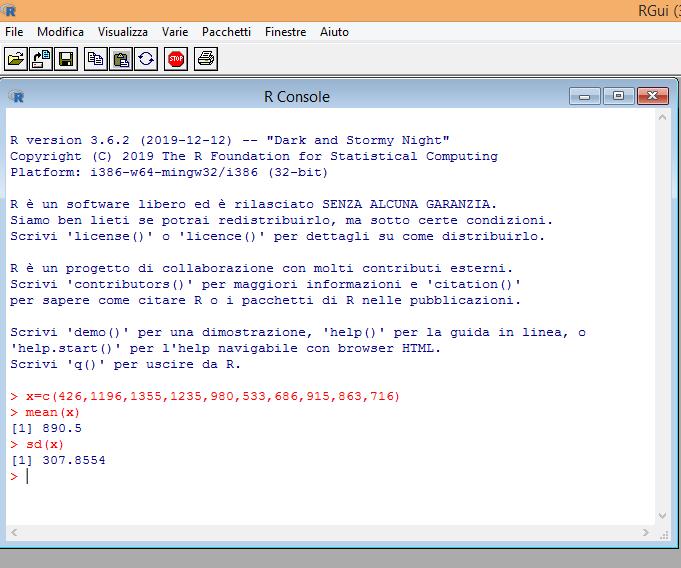sigma ( σ )-SQM scarto quadratico medio-deviazione-standard-patrizia-agostinis-operations-management-unovirgolasei.eu-esempio-di-calcolo-con-R
